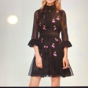 Kate Spade sequin  cherry dress, OO